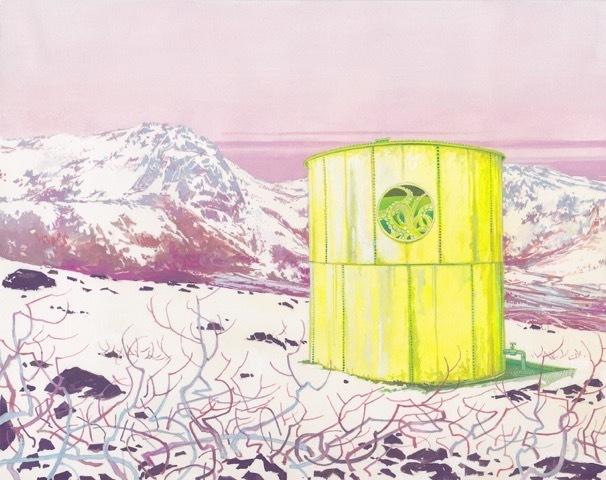 , 'Cold Storage,' , Helikon Gallery & Studios