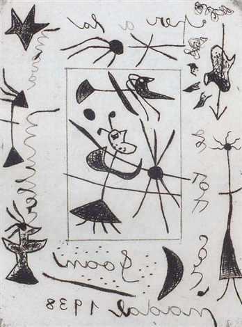 , 'Bijou et Cadre,' 1938, Galerie Maximillian