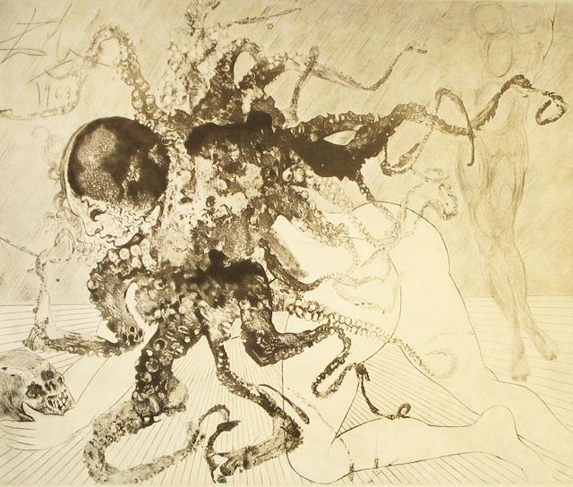 Salvador Dalí, 'Medusa', 1963, DTR Modern Galleries