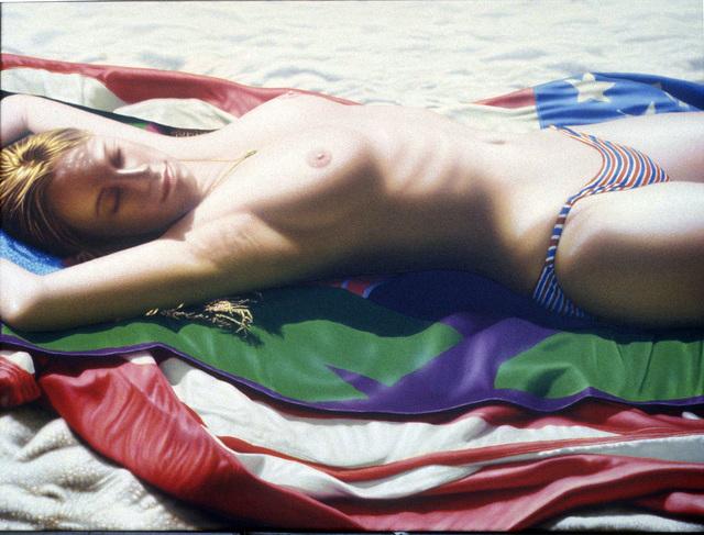 Hilo Chen, 'Beach 146', 2005, Louis K. Meisel Gallery
