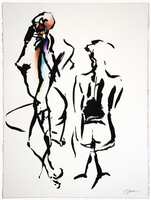 , 'Flower Emerging,' , Moberg Gallery