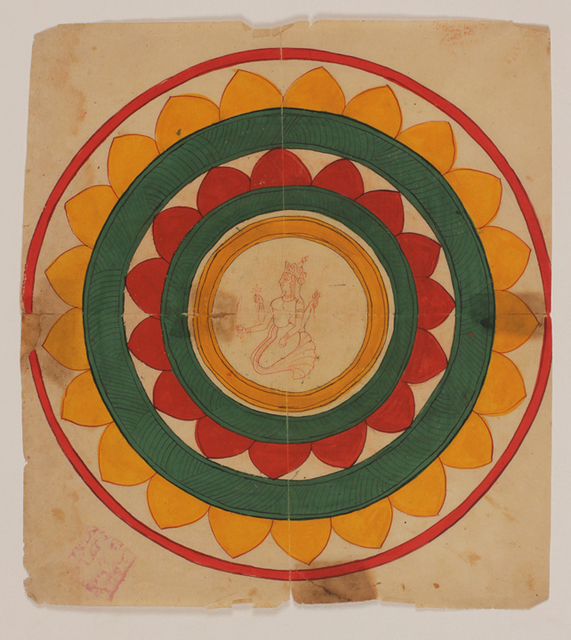, 'Laxmi Yantra,' Early 20th c., Aicon Gallery