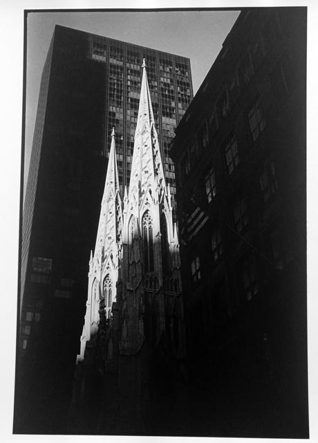 , 'Trinity Church, Wall Street, New York City,' 1995, 99Prints