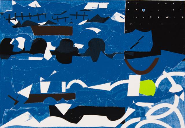 Michael Marshall, '#5', 2011, Atrium Gallery