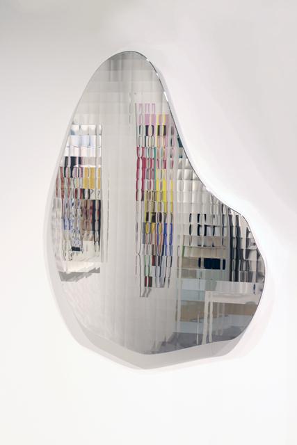 , 'Pixelkar 1,' 2018, Galerie Heike Strelow