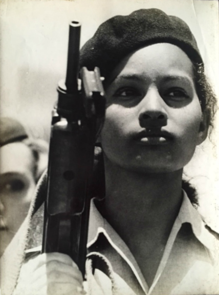 , 'Miliciano (Militia Woman),' 1962, Rebekah Jacob Gallery