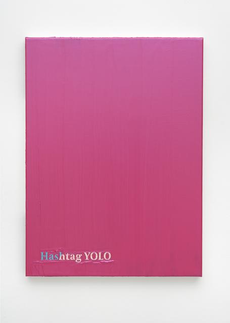 , 'Frieze no. 9 d/e,' 2018, PPC Philipp Pflug Contemporary