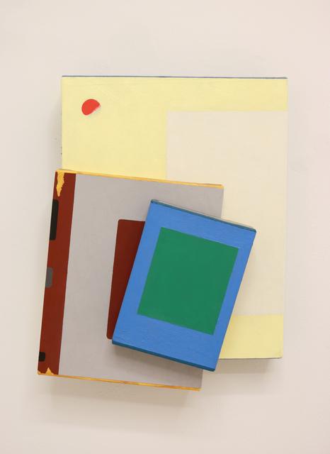 , 'Untitled (Stack),' 2018, Halsey McKay Gallery