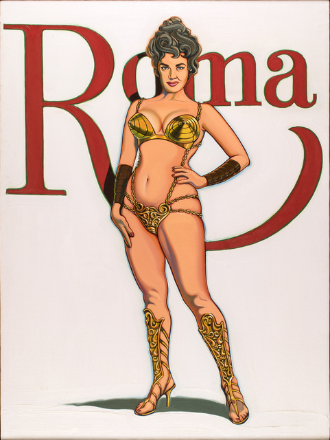 , 'Roma - Empress of the Ancient World ,' 1963, Louis K. Meisel Gallery
