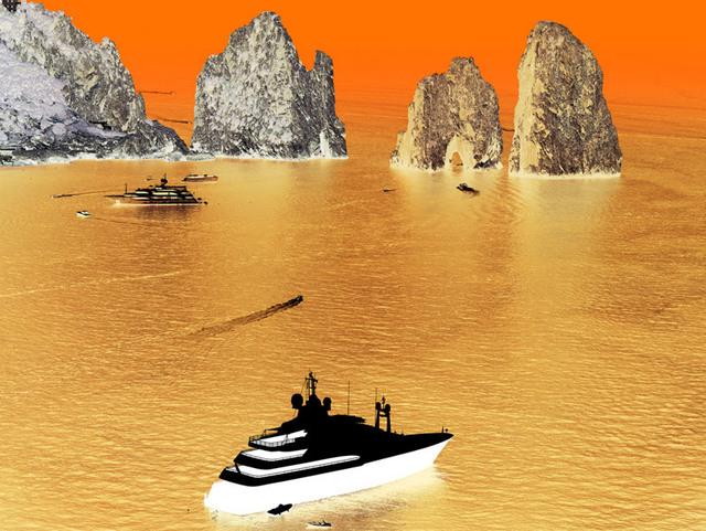 , 'Capri #8,' 2013, Yancey Richardson Gallery