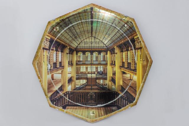 , 'Grand Hotel on Mirror ,' 2018, Charlie Smith London