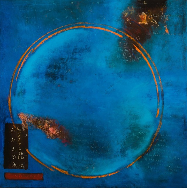 Adam Shaw (b. 1957), 'Not Yesterday, Not Tomorrow, Not Today', ÆRENA Galleries and Gardens