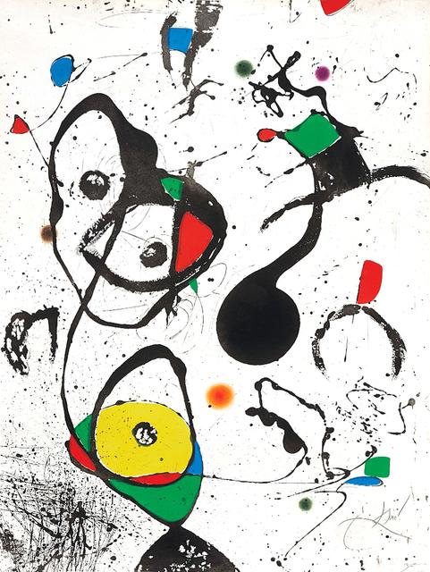 , 'La Reine des éphémères (The Queen of Éphémeres),' 1975, Masterworks Fine Art