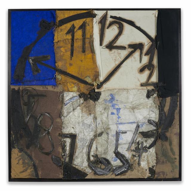 , 'El Reloj,' 1998, Galeria Freites