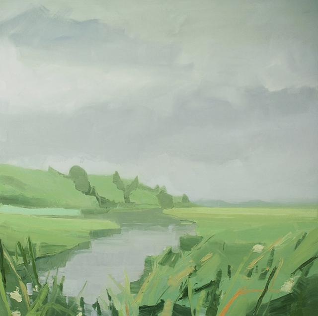 , 'Marsh,' 2014, Kathryn Markel Fine Arts