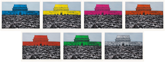 , 'Tian'anmen Series,' 2007, Pace Prints