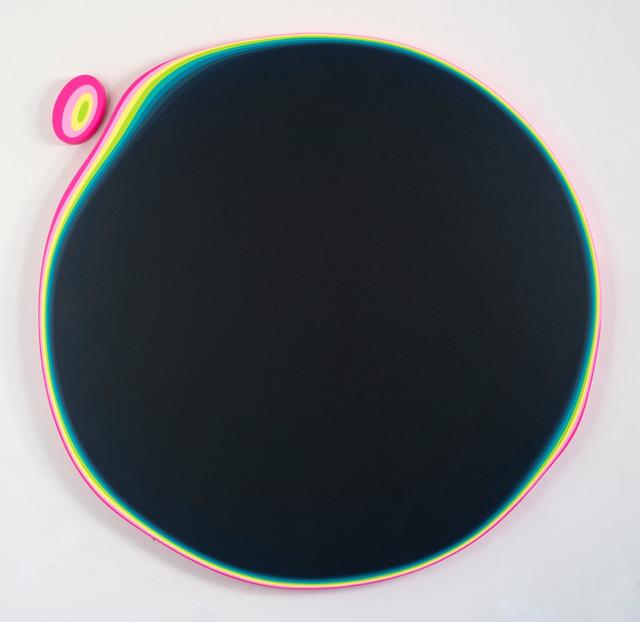 , 'Black Rainbow ,' 2019 , Maddox Gallery