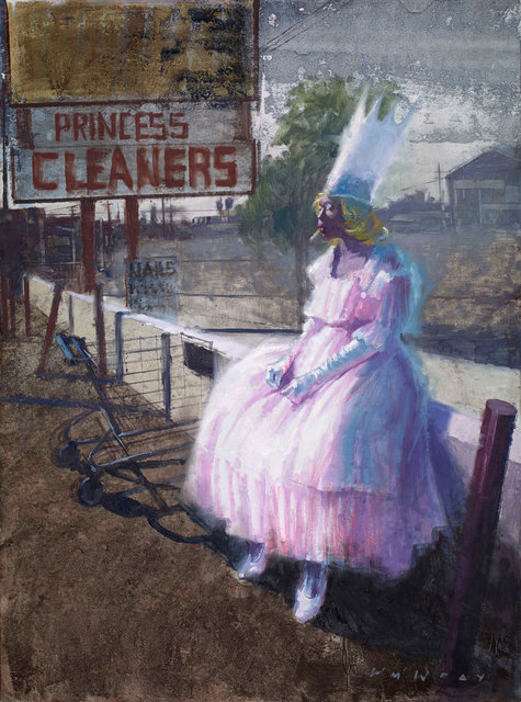 , 'Princess #2,' 2015, KP Projects