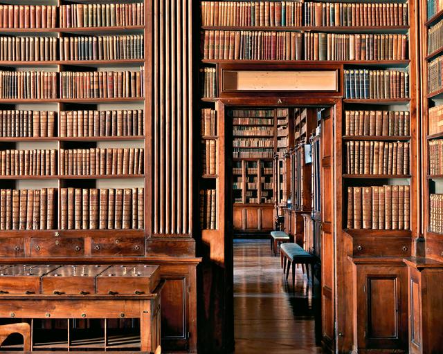 , 'Biblioteca dell'Accademia delle Scienze, Torino,' 2012, Holden Luntz Gallery