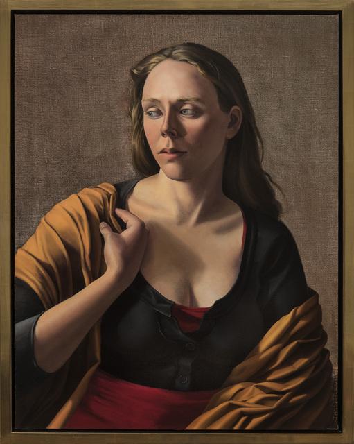Jeanne Duval, 'Portrait of Liz', 2013, Spanierman Modern
