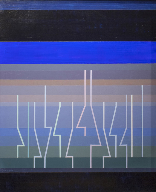 , 'Untitled (Abstraction),' 1980, Richard Norton Gallery