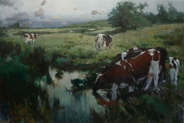 , 'Classic Pastoral ,' 2016, Vanessa Rothe Fine Art