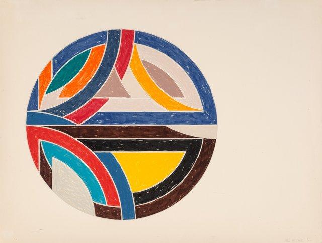 Frank Stella, 'Singerli Variation III', 1977, Heritage Auctions