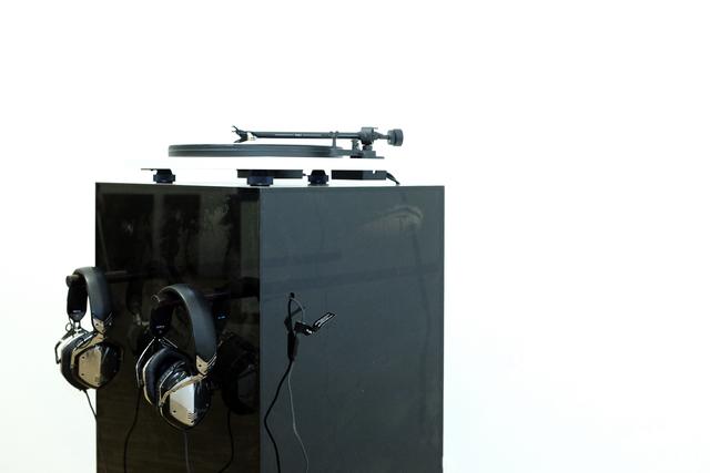 , 'Untitled (Accelerate/Decelerate),' 2015, Galleria Raucci / Santamaria