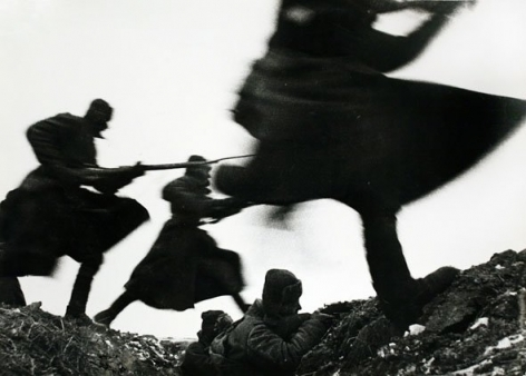 Dmitri Baltermants, 'Attack, 1941', Printed 1960's, Atlas Gallery