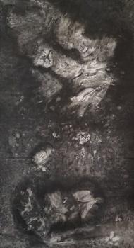 , 'The Seal of Muhamudra I,' 2015, Ink Studio