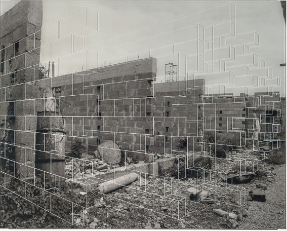 , 'En Construcción / Under Construction (VII),' 2012, Barbara Gross