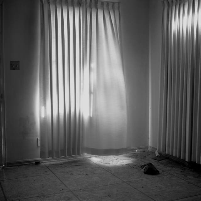 , 'LAX NAZ, Forced Entries / Site 47 (Interior View A)(LAX1025F03),' 1975/2006, Laura Bartlett
