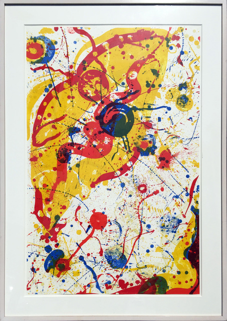 Sam Francis, 'Untitled (SF-340)', 1989, Hamilton-Selway Fine Art