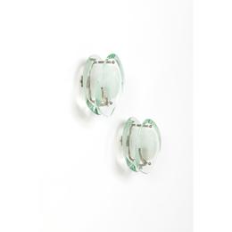 "Model n° 2093 ""Micro"" Pair of wall lamps"