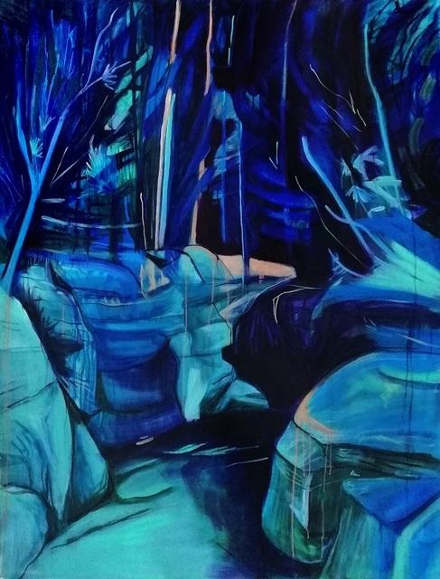 , 'Blue Vista,' 2018, Fiumano Clase