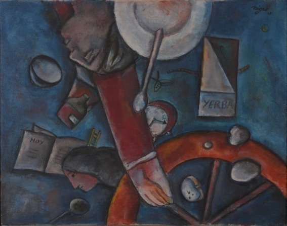 , 'Serie Encuentros,' 1975, Galería de las Misiones