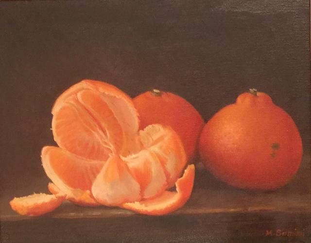 , 'Fresh Tangerine,' , Cosmopolitan Fine Arts