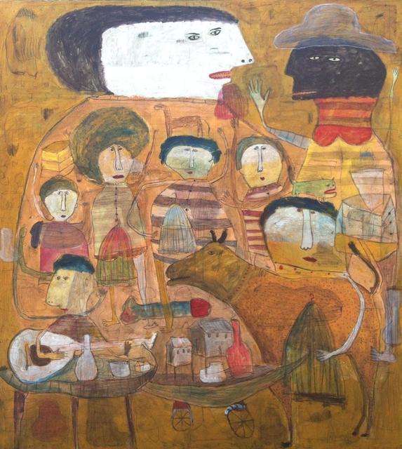 , 'Kalaidoskop #2,' 2015, Gallery LVS