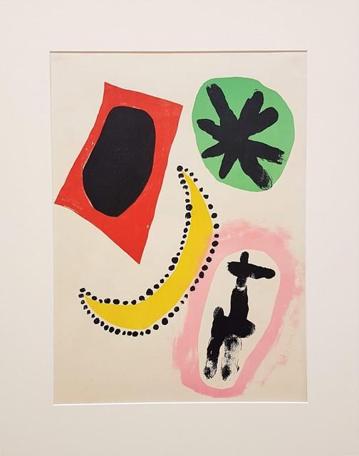Joan Miró, 'Composition', 1953, Cerbera Gallery