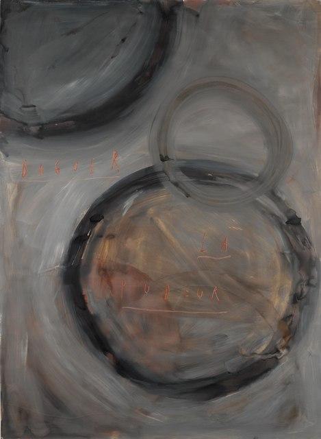 , ' Baguer la pudeur,' 2018, GALLERY FIFTY ONE