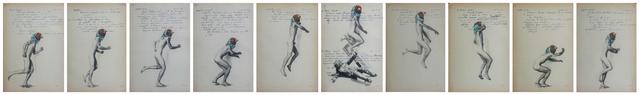 , 'Jump it,' 2014, Galerie SOON