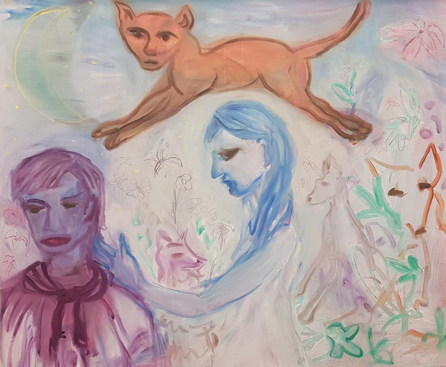 , 'Grandmother's Spirit Animal,' 2018, New Art Projects