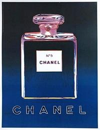Chanel No. 5 (Blue)