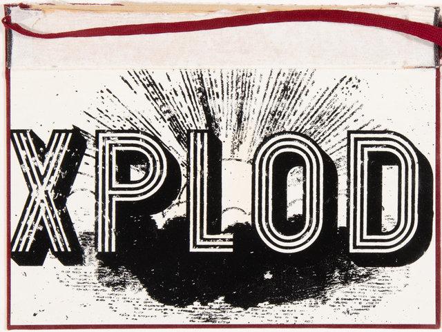 FAILE, 'XPLOD', c. 1999, Heritage Auctions
