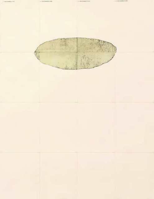 , 'I see an ufo, I see a footprint,' 2016, Spotte Art