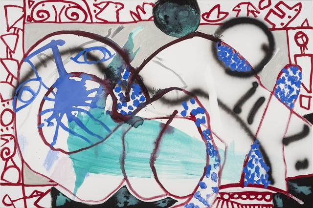 , 'Roll over P.A.,' 2014, Galerie Kremers