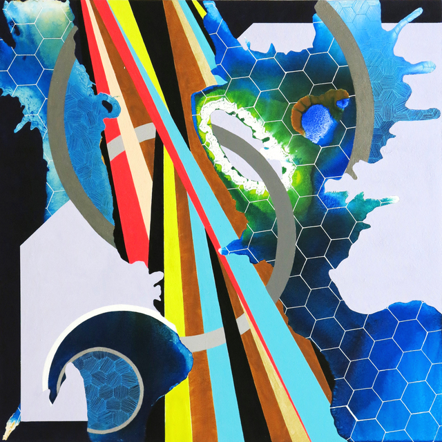 Kim Carlino, 'Visions of a Fragmented Landscape VIII.', 2017, Alfa Gallery