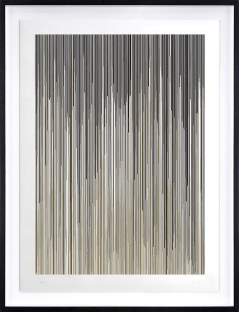 , 'Waterfall,' 2014, Jonathan LeVine Projects