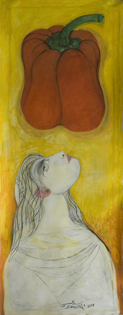 , 'Necessary 5,' 2016, al markhiya gallery