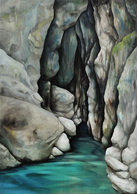 , 'Les hommes creux,' 2014, Suzanne Tarasieve